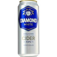 Diamond White 24x 500ml Cans