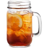 Drinking Jars 16.5oz / 490ml (Set of 4)