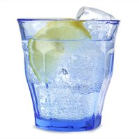 Duralex Picardie Marine Blue Tumblers 7.7oz / 220ml (Case of 48)