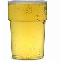 Econ Rigid Reusable Half Pint Tumblers CE 10oz / 285ml (Set of 10)