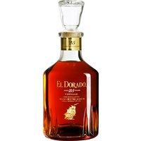 El Dorado - 25 Year Old Demerara Rum 70cl Bottle