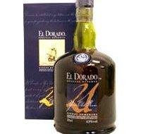 El Dorado – Special Reserve 21 year Old 70cl Bottle