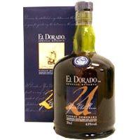 El Dorado - Special Reserve 21 year Old 70cl Bottle