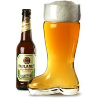 Glass Beer Boot 2 Pint (Case of 12)
