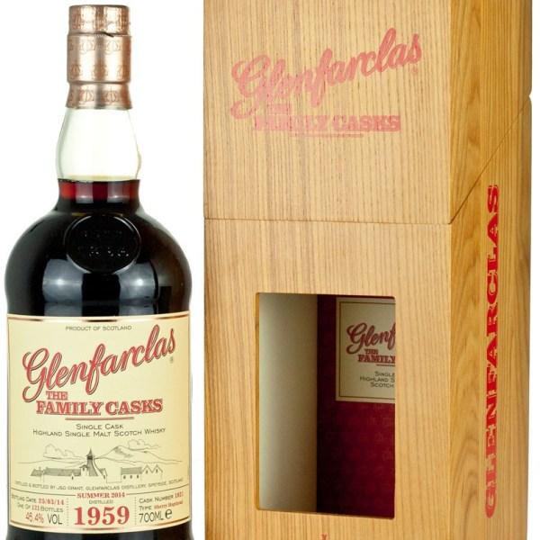 Glenfarclas 1959 Family Casks Release S14