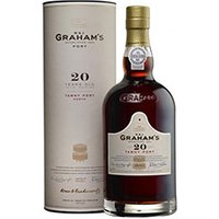 Grahams - 20 Year Old Tawny 75cl Bottle