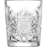 Hobstar Double Old Fashioned Glasses 12oz / 340ml (Case of 12)