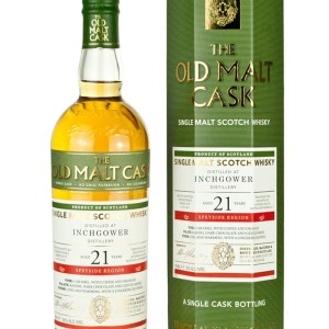 Inchgower 21 Year Old 1995 Old Malt Cask