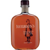 Jeffersons - Very Small Batch Bourbon 70cl Bottle