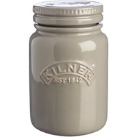 Kilner Ceramic Storage Jars Morning Mist 0.6ltr (Case of 6)