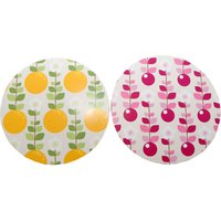 Kilner Jam Covers Fruit Blossom (Pack of 24)