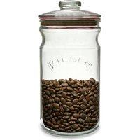 Kilner Push Top Glass Storage Jar 1.5ltr (Case of 12)