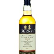 Littlemill 22 Year Old 1990 Berry's Own