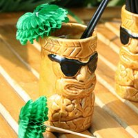 Miniman Tiki Mug 4.5oz / 130ml (Set of 4)