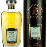 Mortlach 8 Year Old 2008 Signatory Cask Strength