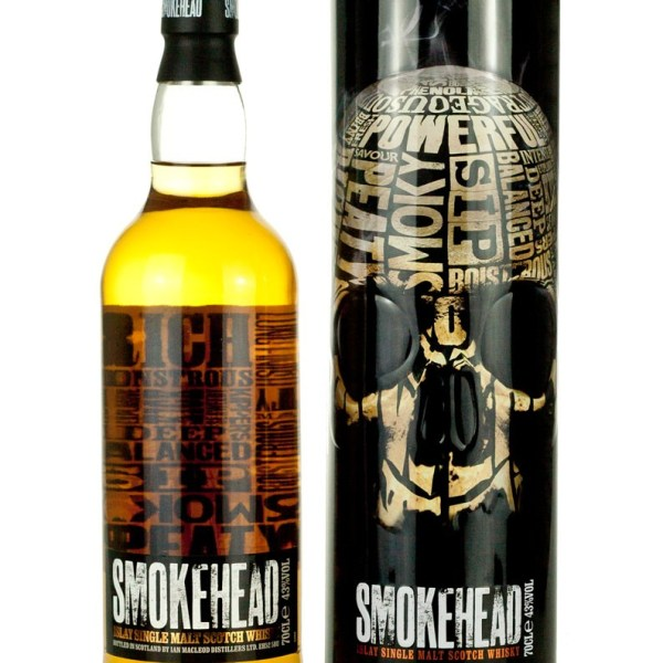 Mystery Malt Smokehead Islay