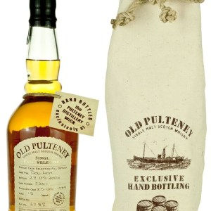 Old Pulteney 15 Year Old 1989 Single Cask