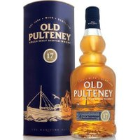 Old Pulteney - 17 Year Old Unchillfiltered 70cl Bottle