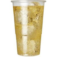 Oversized Flexy-Glass Half Pint Tumbler 12oz LCE at 10oz (Case of 1000)