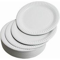 Paper Plates 23cm (Case of 1000)