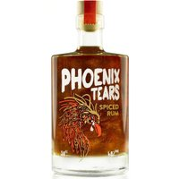 Phoenix Tears - Spiced Rum 50cl Bottle
