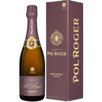Pol Roger - Brut Rose 2008 75cl Bottle