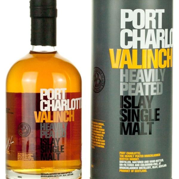 Port Charlotte (Bruichladdich) 12 Tunn