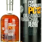 Port Charlotte (Bruichladdich) PC12 Oilenach Furachail