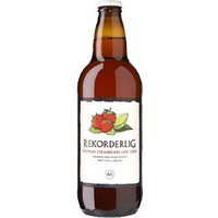 Rekorderlig - Strawberry & Lime Premium Cider 8x 500ml Bottles