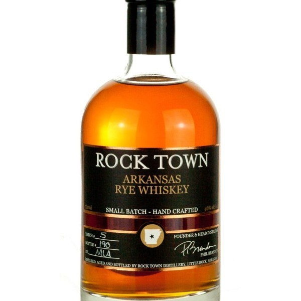 Rock Town Arkansas Rye