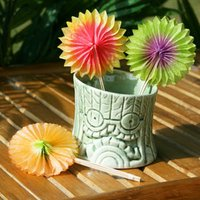 Short & Stubby Tiki Mug 8oz / 235ml (Case of 48)
