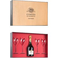 Taittinger - Comtes de Champagne In Wooden Gift Box 75cl Bottle