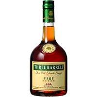 Three Barrels - VSOP 70cl Bottle