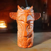 Totem Pole Tan Cocktail Mug 10.6oz / 300ml (Single)