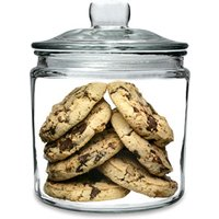 Utopia Biscotti Jar Small 0.9ltr (Single)