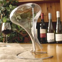 Wine Decanter with Drying Stand (Single)