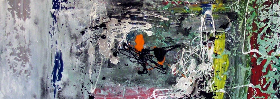 Image result for abstract painting hate