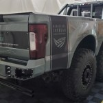 Ford F 550 Super Duty 6x6 Indomitus Is A Sweet Truck With A Dumb Name