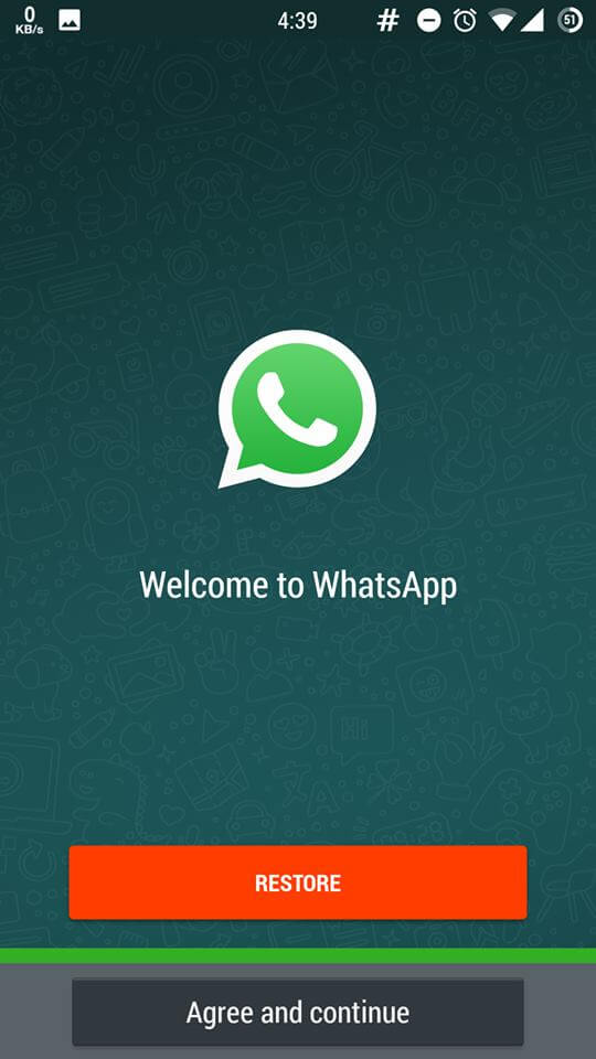 whatsapp free download for android 2018