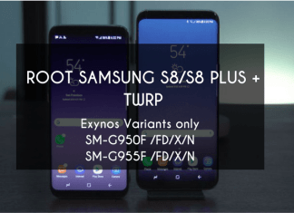 Root Samsung S8