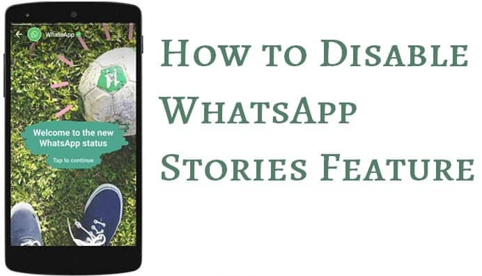 disable whatsapp stories