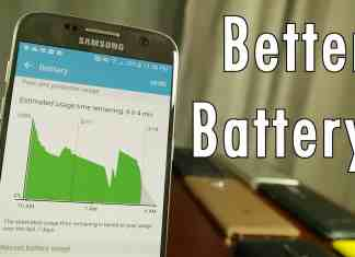 improve battery life android