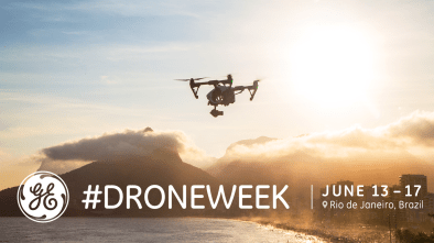 drone week general electric