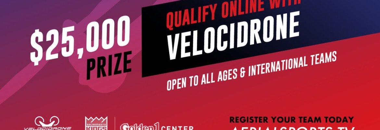 Xfinity CA Drone Speed Challenge