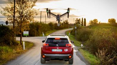 Drone Film Festival Peugeot DJI Frankfurt Germany