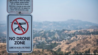 Drone policy no drone zone National Security Institute