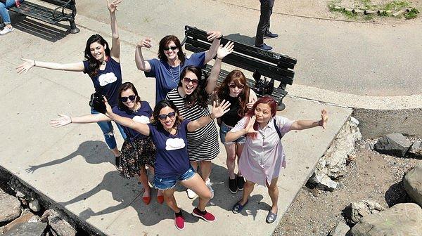 Women Who Drone