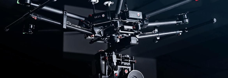 LiDAR DJI Matrice 600 Pro