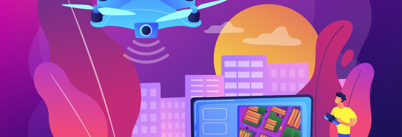 DroneDeploy Live Stream