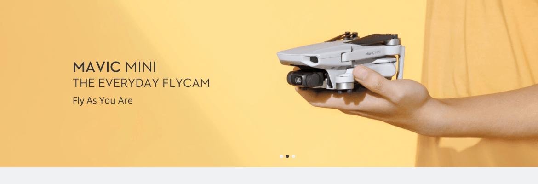 DJI online store best place buy drone